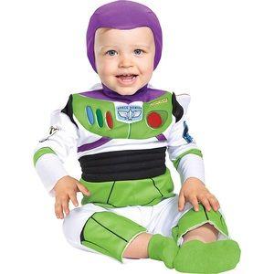 NWT Toy Story 4 Buzz Lightyear Baby Costume